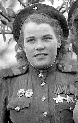 Марьенкина (Якушева) Ольга Сергеевна